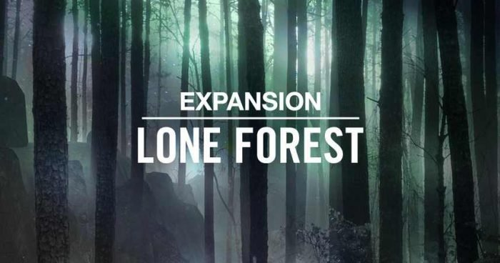 Lone Forest v2.0.1 Maschine Expansion