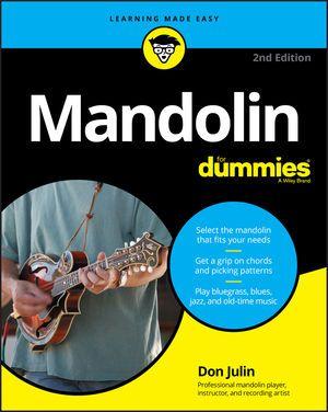 Mandolin For Dummies, 2nd Edition
