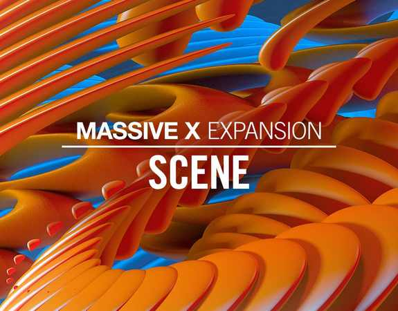 Massive X Expansion Scene v1.0.0 HYBRID-R2R