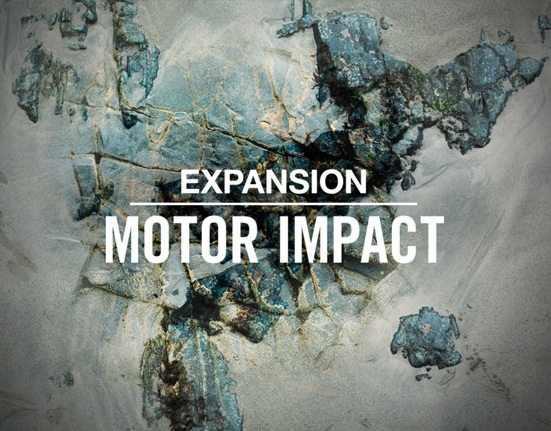 Motor Impact v2.0.1 Maschine Expansion