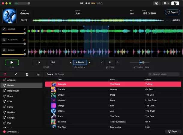 Neural Mix Pro 1.0.1 macOS TNT