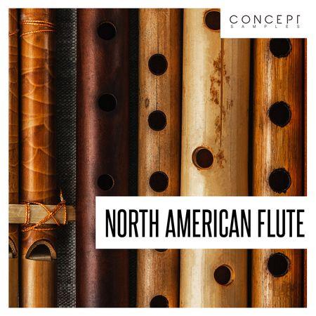 North American Flute Cover