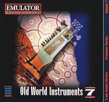 Old World Instruments for Emulator X3