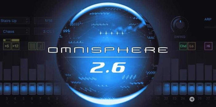 Omnisphere Patch Library v2.6.3c Update (WiN and OSX)-R2R
