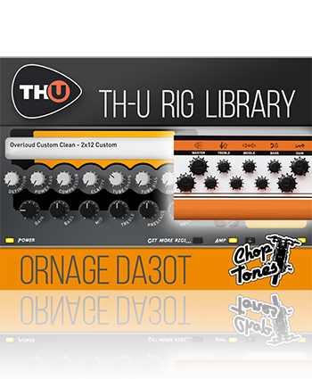 Ornage DA30T Rig Library-R2R