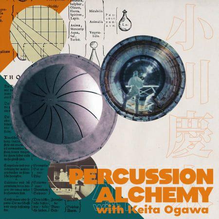 Percussion Alchemy Vol. 1 with Keita Ogawa WAV