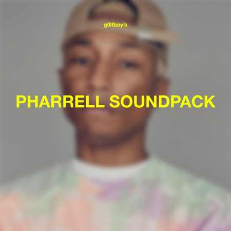 Pharrell Soundpack WAV LENNAR DiGiTAL SYLENTH1