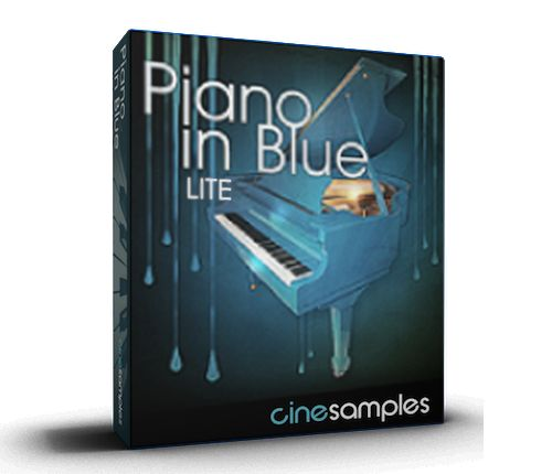 Piano in Blue v2.3b Lite Version KONTAKT