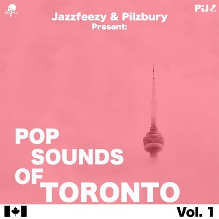 Pop Sounds Of Toronto Vol. 1 WAV