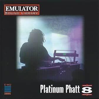 Producer Series Vol. 8 Platinum Phatt for Emulator X3