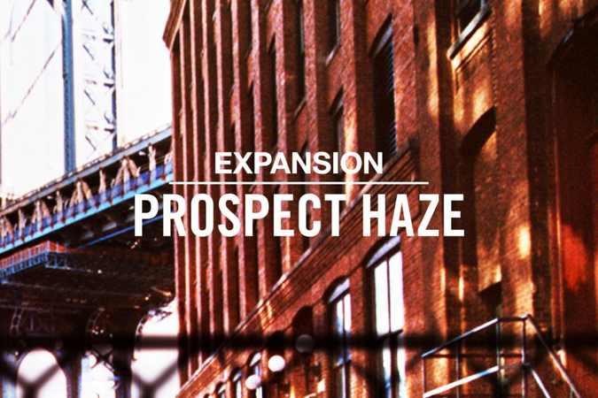 Prospect Haze v2.0.2 Maschine Expansion DVDR