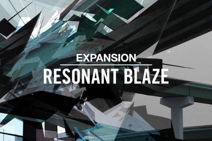 Resonant Blaze v2.0.1 Maschine Expansion