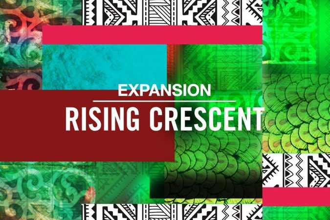 Rising Crescent v2.0.1 Maschine Expansion