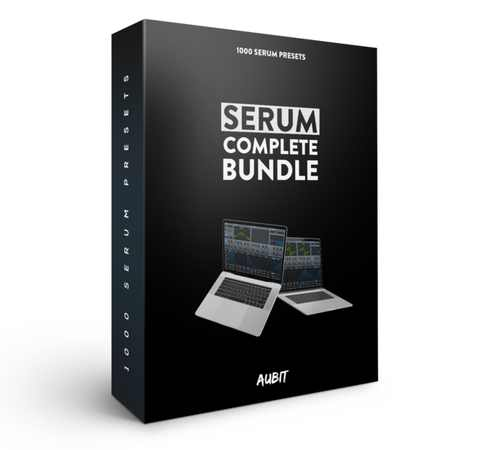 Serum Complete Bundle For XFER RECORDS SERUM-DISCOVER