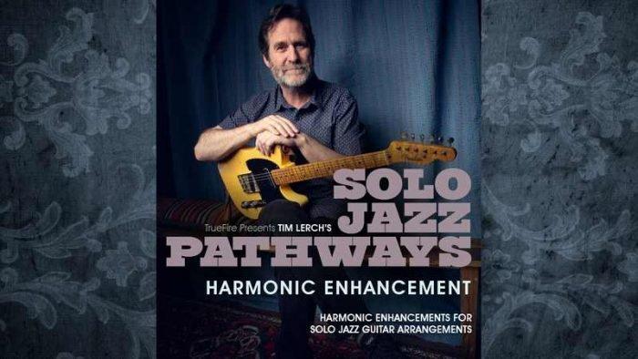 Solo Jazz Pathways Harmonic Enhancement TUTORiAL