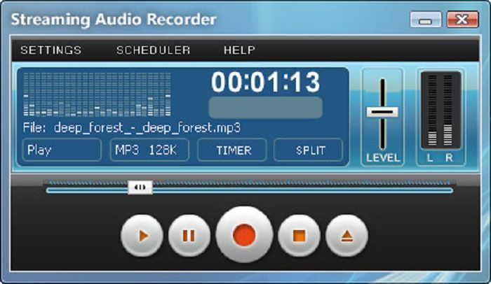 Streaming Audio Recorder v2.6.9 WIN