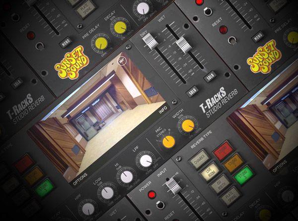 Sunset Sound Studio Reverb Explained TUTORiAL