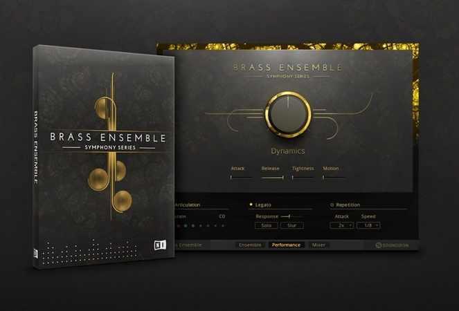 Symphony Series Brass Ensemble v1.3.0 KONTAKT DVDR
