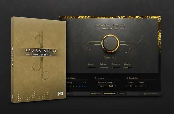 Symphony Series Brass Solo v1.3.0 KONTAKT DVDR
