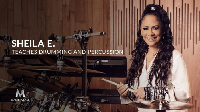 Teaches Drumming and Percussion TUTORiAL