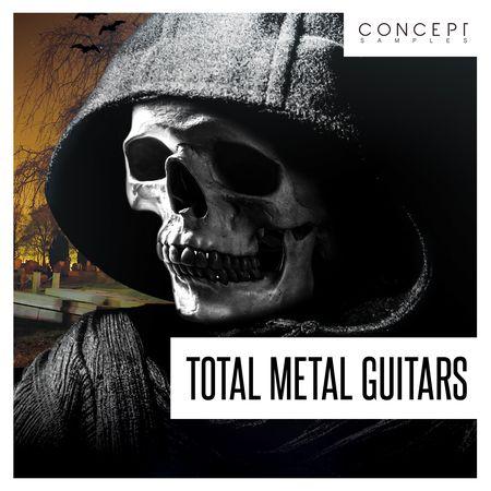Total Metal Guitars WAV-FLARE