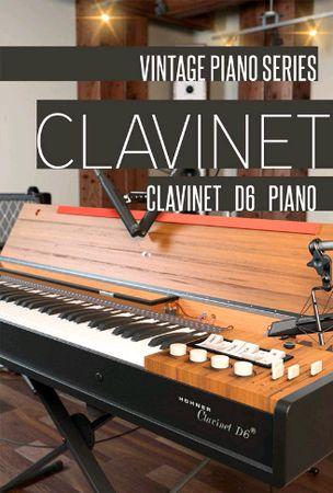 Vintage Series Studio Clavinet KONTAKT-DECiBEL