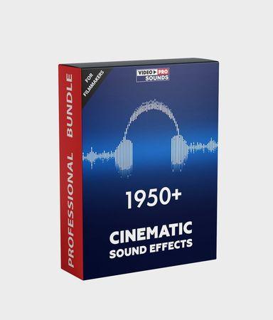 1950+ Cinematic Sound Effect WAV