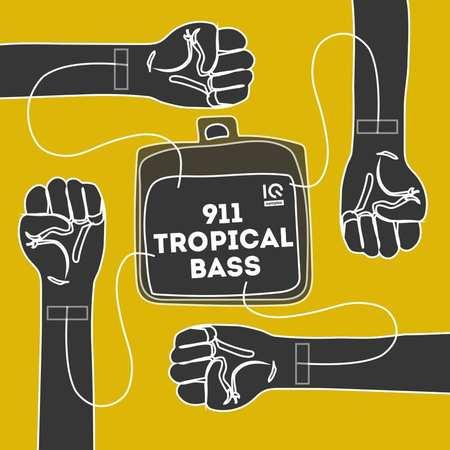 911 Tropical Bass WAV