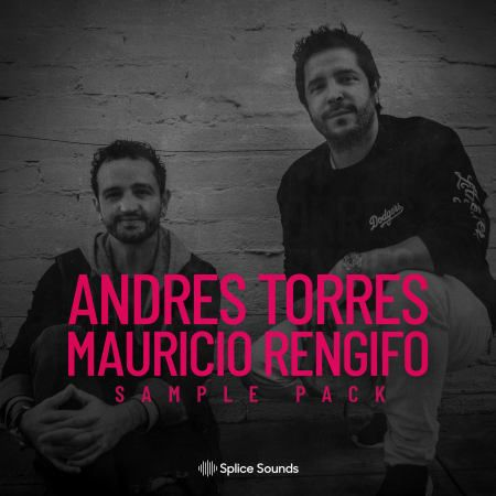 Andres and Mauricio Sample Pack WAV