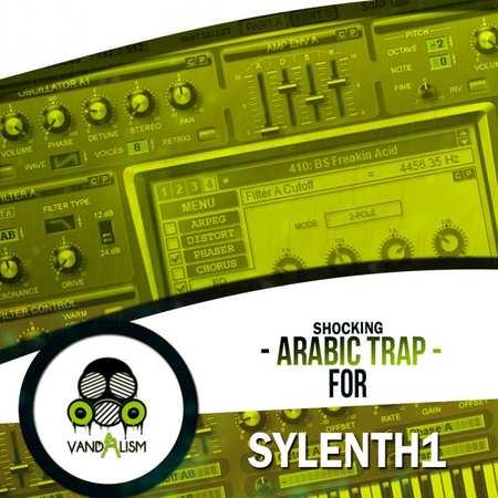 Arabic Trap for Sylenth1 WAV MIDI-DECiBEL