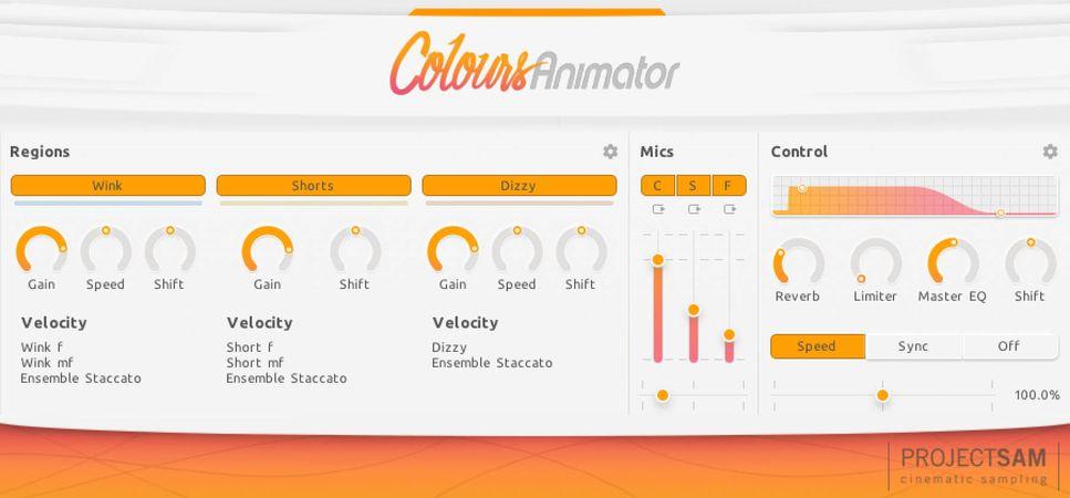 Colours Animator v2.0