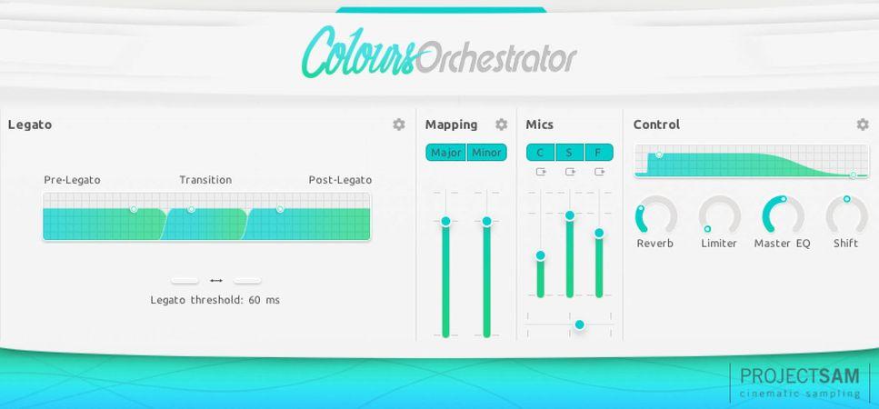Colours Orchestrator v2.0