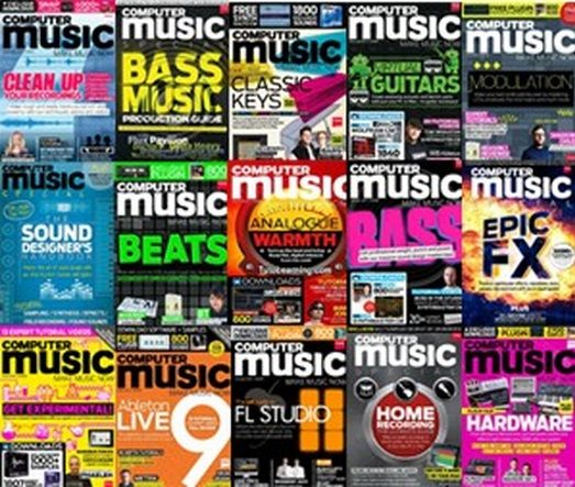 Computer Music Magazine 2013 Full Year Collection