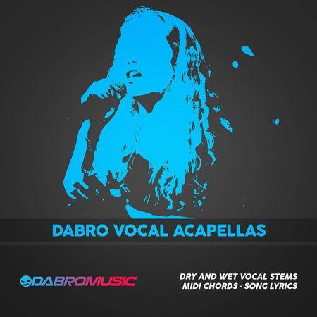 Dabro Vocal Acapellas WAV MiDi