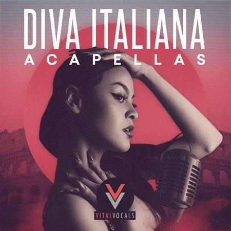 Diva Italiana Acapellas WAV-FLARE