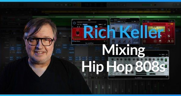 Mixing Hip Hop 808s TUTORiAL-SYNTHiC4TE