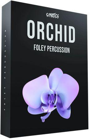Orchid Foley Percussion WAV-FLARE