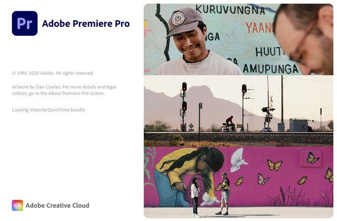 Premiere Pro 2020 v14.6.0.51