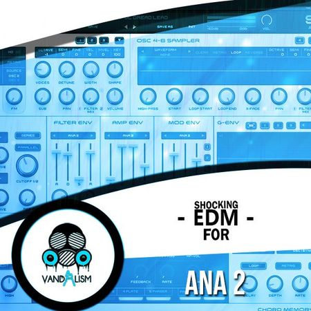 Shocking EDM For ANA 2 MULTiFORMAT-FLARE