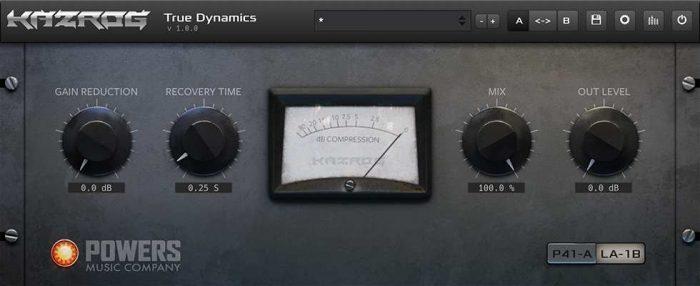 True Dynamics v. 1.1.0 - Win Mac