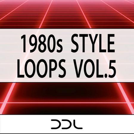 1980s Style Loops Vol 5 WAV MiDi-DISCOVER