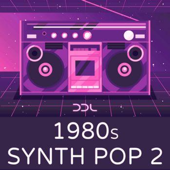 1980s Synth Pop 2 WAV MiDi-DISCOVER