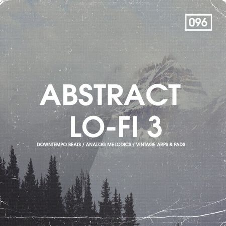 Abstract Lo-Fi 3 MULTiFORMAT-DISCOVER