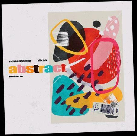 Abstract One Shot Kit WAV-DECiBEL