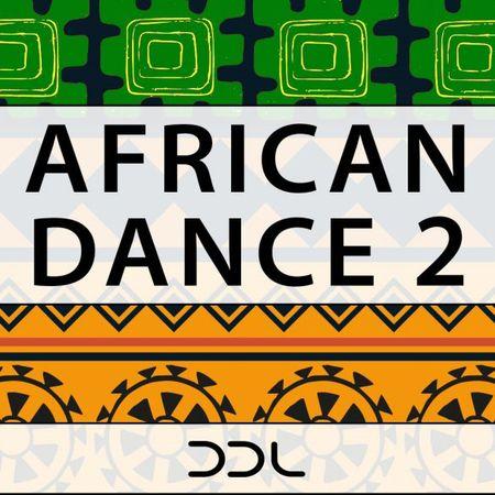 African Dance 2 WAV MiDi-DISCOVER