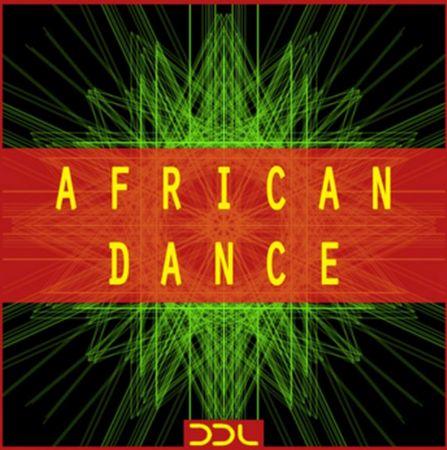 African Dance WAV MiDi-DISCOVER