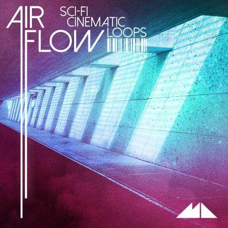 Airflow Scifi Cinematic Loops WAV