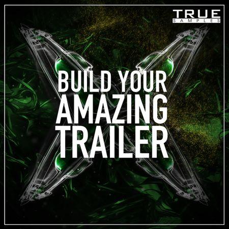 Amazing Trailer WAV MiDi-DISCOVER