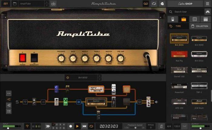 AmpliTube 5 v5.01-XORAX WiN