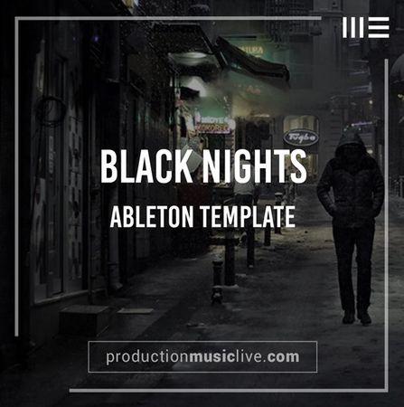Black Nights Ableton Template-FLARE